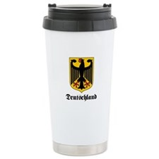 Germany Ceramic Travel Mug