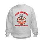 Lions Drag Strip Kids Sweatshirt