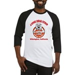 Lions Drag Strip Baseball Jersey