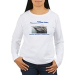 Pacific Ocean Park P.O.P. Women's Long Sleeve T-Sh