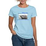 Pacific Ocean Park P.O.P. Women's Light T-Shirt