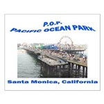Pacific Ocean Park P.O.P. Small Poster