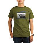 Pacific Ocean Park P.O.P. Organic Men's T-Shirt (d