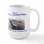 Pacific Ocean Park P.O.P. Large Mug