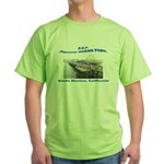 Pacific Ocean Park P.O.P. Green T-Shirt