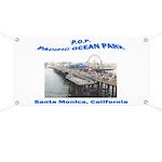 Pacific Ocean Park P.O.P. Banner