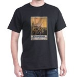 First to Fight for Democracy' Dark T-Shirt