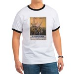 First to Fight for Democracy' Ringer T