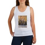 First to Fight for Democracy' Women's Tank Top