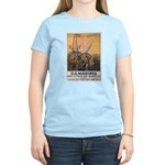 First to Fight for Democracy' Women's Light T-Shir