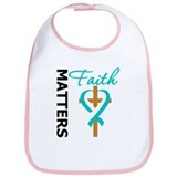 CervicalCancer FaithCross Bib