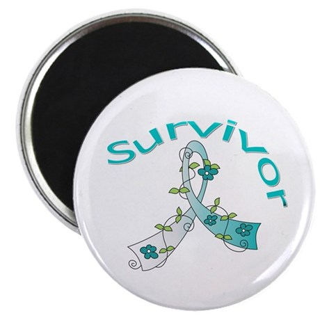 CervicalCancer Survivor Magnet