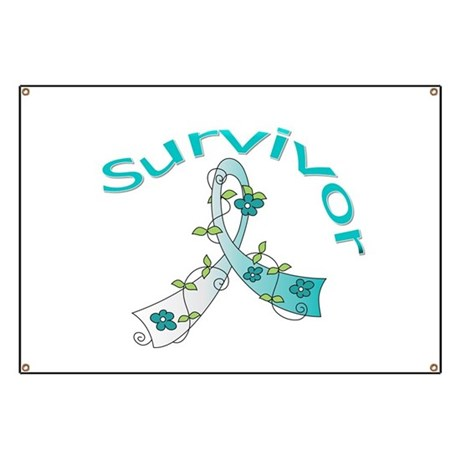 CervicalCancer Survivor Banner