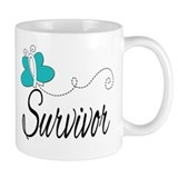 CervicalCancer ButterflyTrail Mug