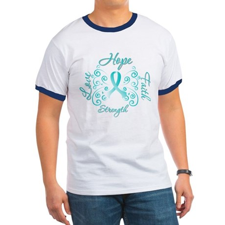 CervicalCancer HopeStrength Ringer T