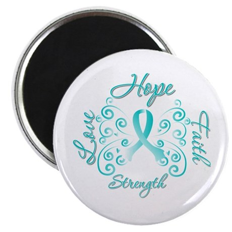 CervicalCancer HopeStrength Magnet
