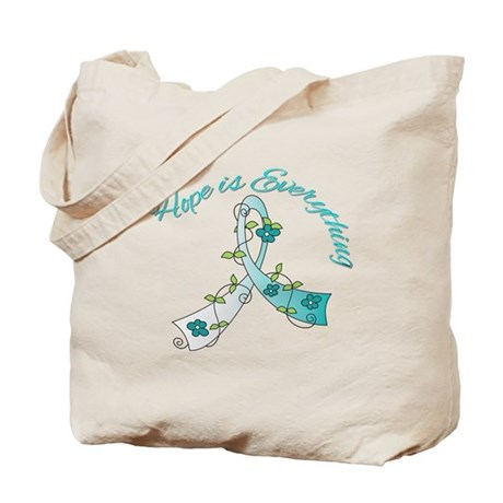 HopeisEverything Cervical Tote Bag