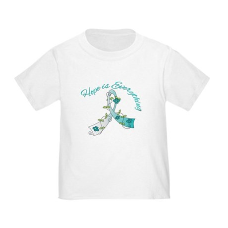 HopeisEverything Cervical Toddler T-Shirt