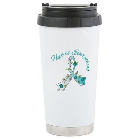 HopeisEverything Cervical Ceramic Travel Mug