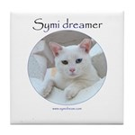 Symi Dream Tile Coaster