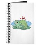 Frogs in Love Journal