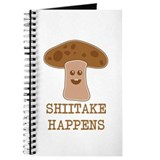 Shiitake Happens Journal