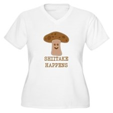 Shiitake Happens T-Shirt