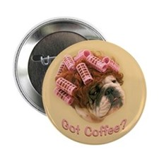 Got Coffee? Button (100 pack)