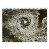 Fractal Wall Calendar
