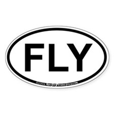 FLY Decal