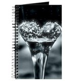 Wine Glass Bubble Marbles Classy Journal