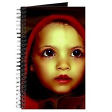Little Red Riding Hood Child Doll Journal