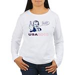 USA 2010 Women's Long Sleeve T-Shirt