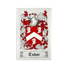 Tudor Rectangle Magnet (10 pack)
