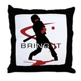 Cute Its a boy Throw Pillow