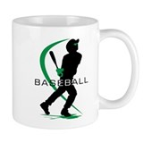 Funny Batter Small Mug