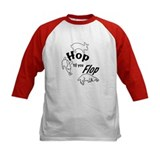 Hop Till You Flop Tee