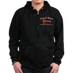 Harvey's Broiler Zip Hoodie (dark)