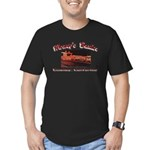 Harvey's Broiler Men's Fitted T-Shirt (dark)