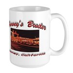 Harvey's Broiler Large Mug