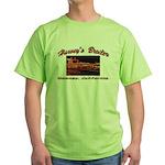 Harvey's Broiler Green T-Shirt
