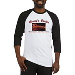 Harvey's Broiler Baseball Jersey
