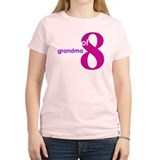 Grandma Nana Grandmother Shir T-Shirt