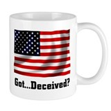 Got Deceived? Mug