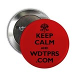 KEEP CALM WDTPRS.COM 2.25&amp;quot; Button