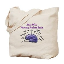 Nursing Student X Tote Bag