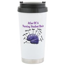 Nursing Student X Ceramic Travel Mug