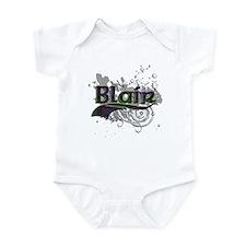 Blair Tartan Grunge Infant Bodysuit