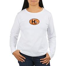 Hatteras Island NC - Oval Design T-Shirt