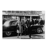 JFK Knowledge Education Postcards (Package of 8)